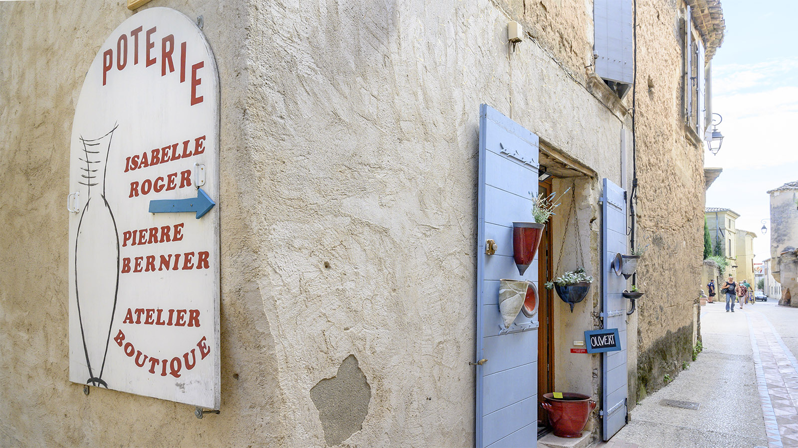 Saint-Quentin-la-Poterie. Foto: Hilke Maunder