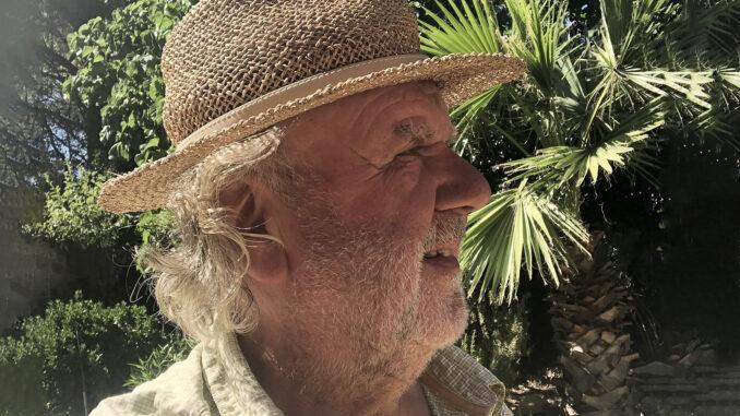 Werner Brausem: Das bin ich! Foto: privat