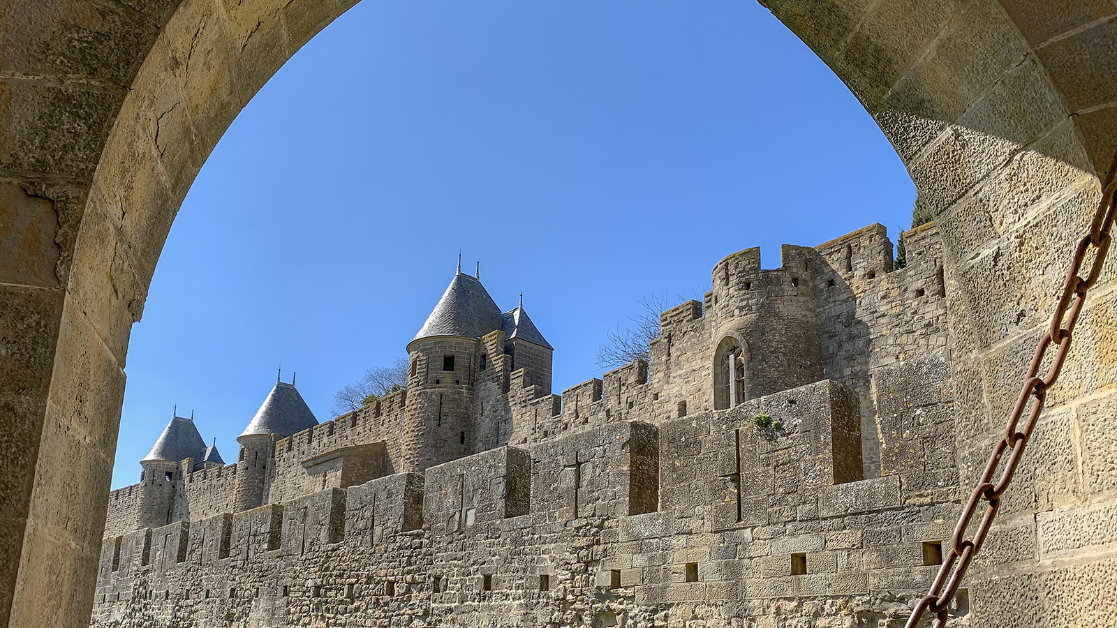 Cité von Carcassonne. Foto: Hilke Maunder