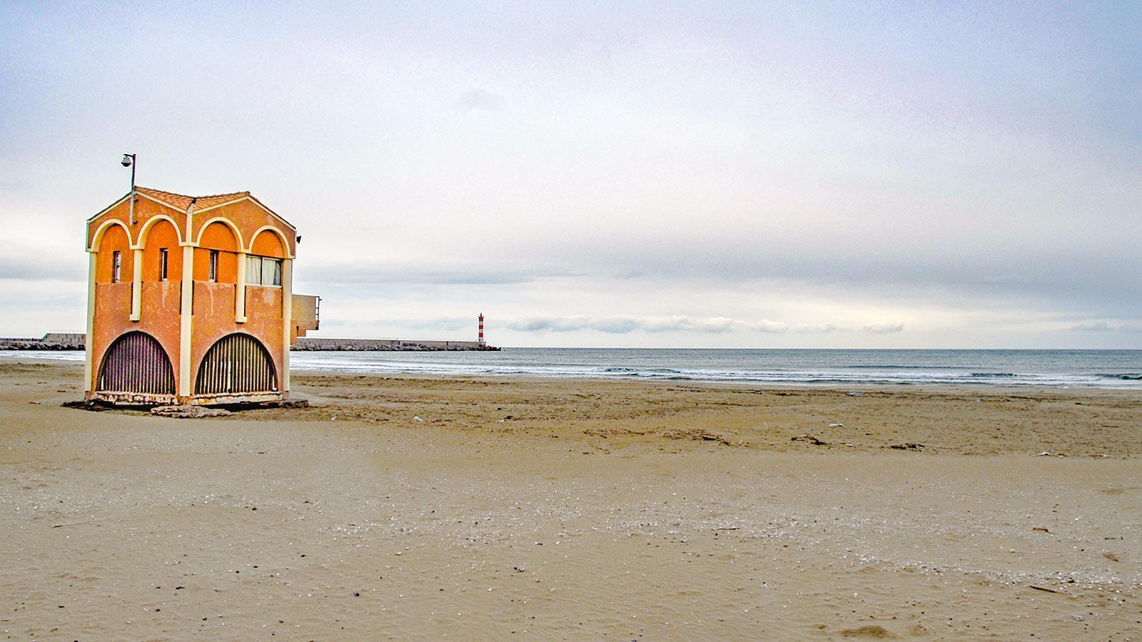 Port-la-Nouvelle. Foto: Hilke Maunder