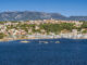 Ist die Lage nicht traumhaft? Porto-Vecchio - so schmiegt es sich an die Westküste von Korsika. Foto: Hilke Maunder