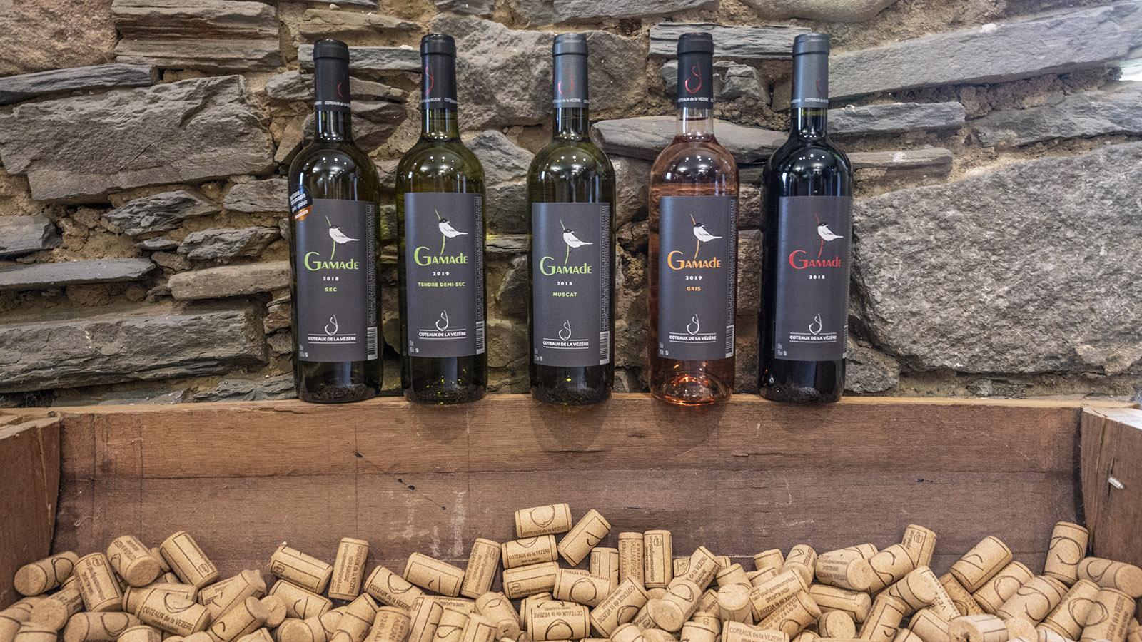Das Weinangebot für jeden Tag. Foto: Hilke Maunder