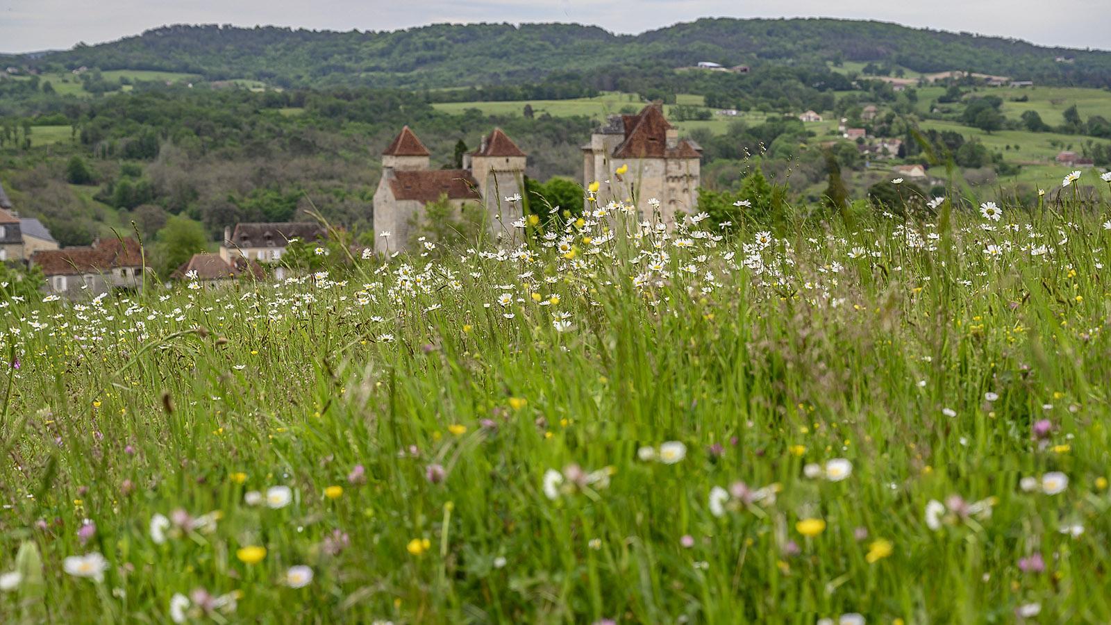 Curemonte in der Corrèze. Foto: Hilke Maunder