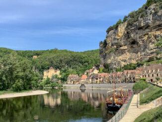 La Roque Gageac - ausgezeichnet als eines der scönsten Dörfer Frankreichs. Foto: Hilke Maunder