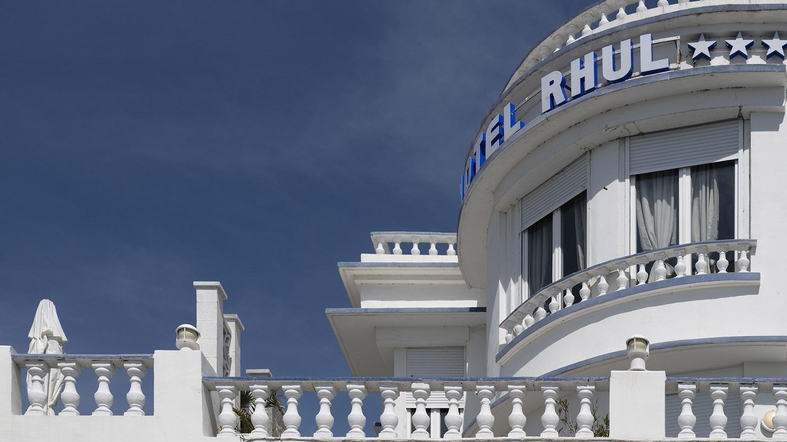 Das Hôtel Rhul gehört neben Fonfon im Vallon des Auffes zu den renommiersten Adressen von Marseille für eine echte Bouillabaisse. Foto: Hilke Maunder