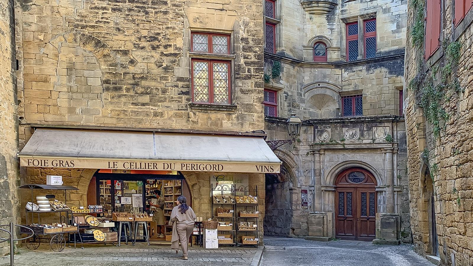 Sarlat, Le Cellier du Périgord. Foto: Hilke Maunder