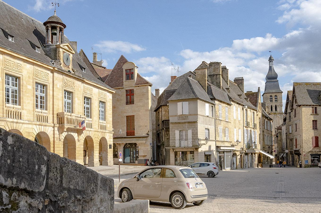 Die Place de la Liberté. Foto: Hilke Maunder