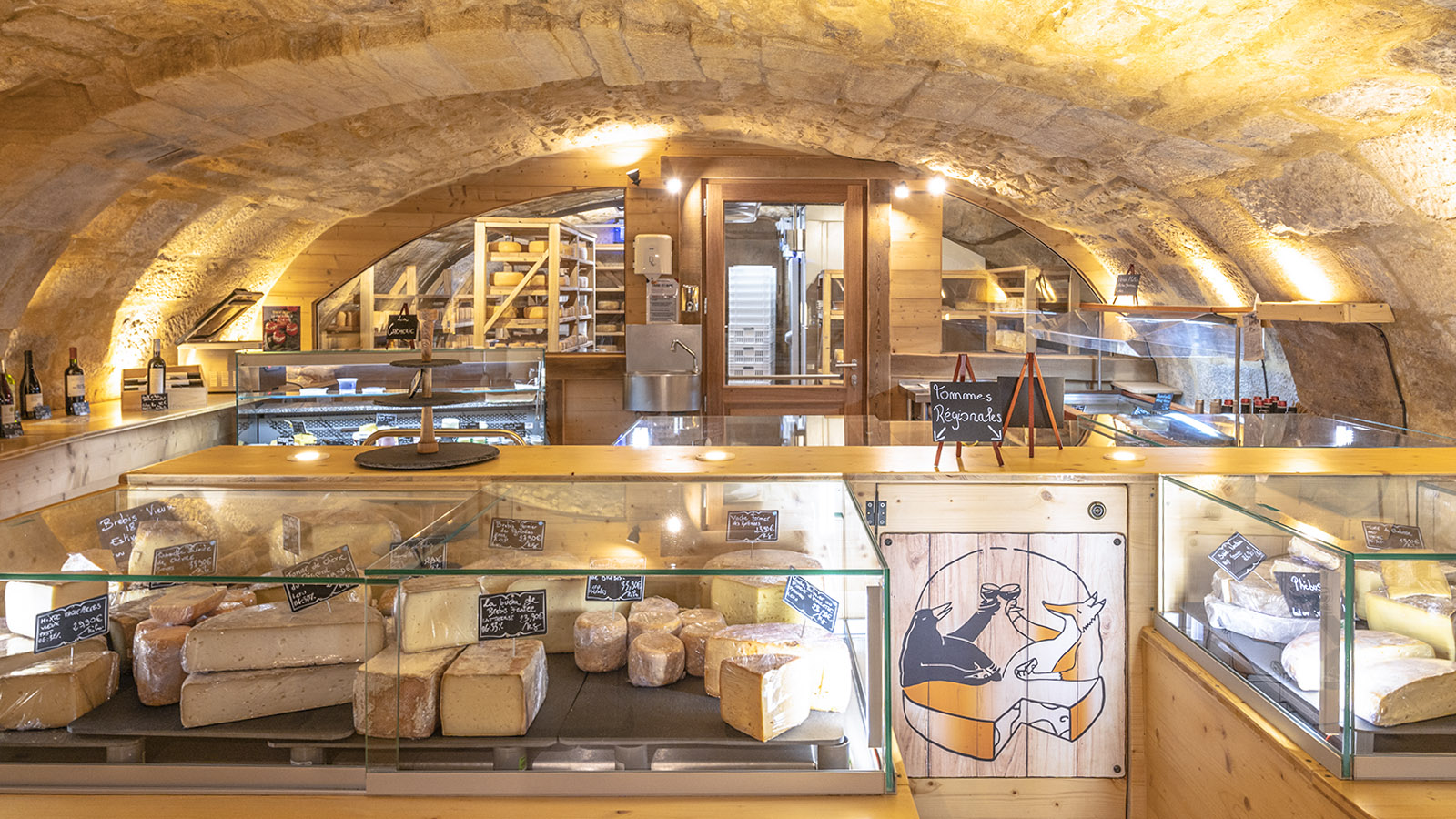 Sarlat, Chez Pierro. Foto: Hilke Maunder