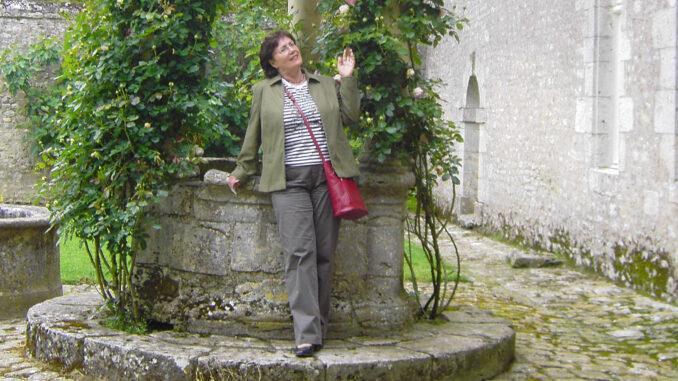 Huberta Jacobs. Foto: privat