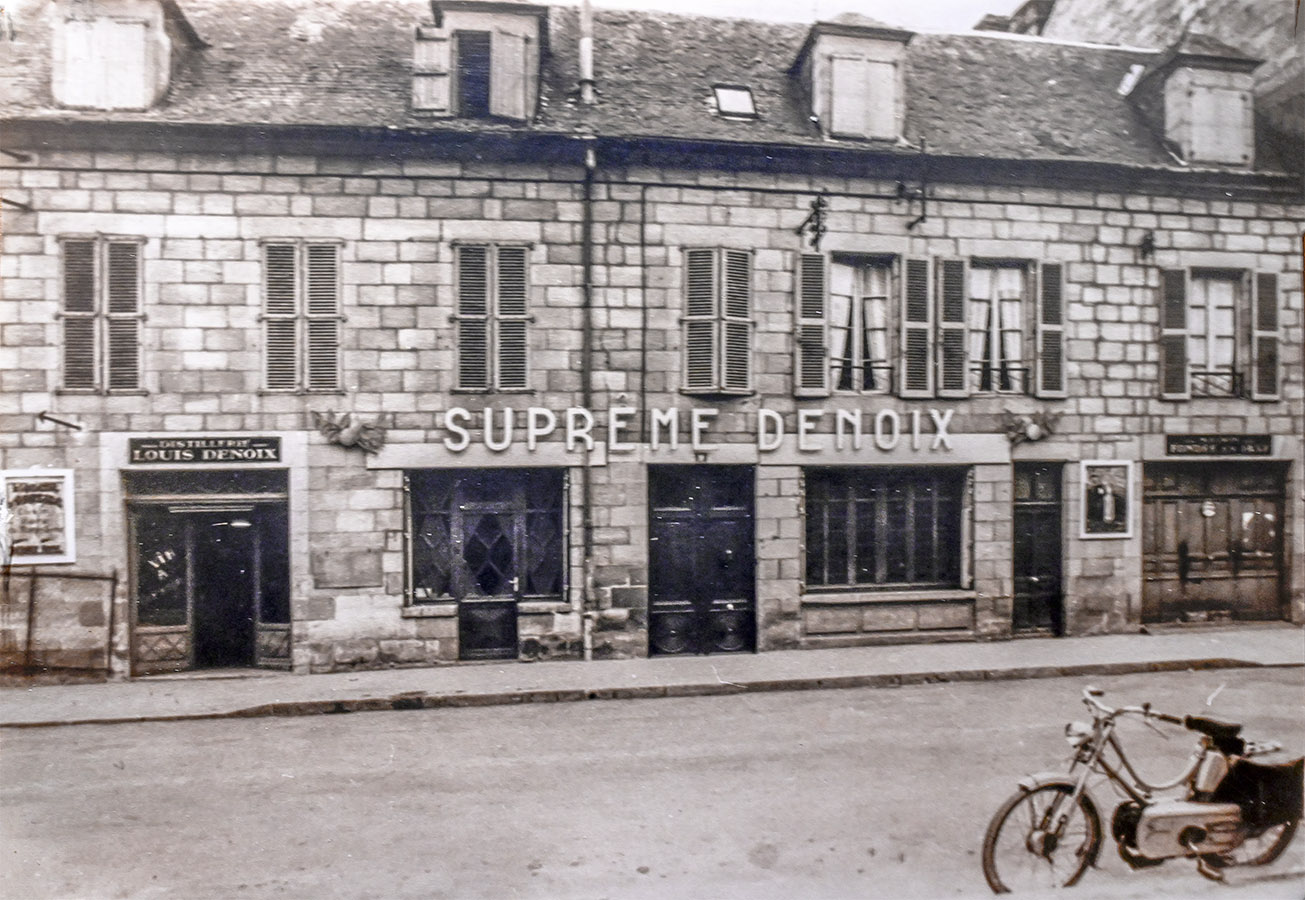 Brive-la-Gaillarde: Denoix. Foto: Hilke Maunder