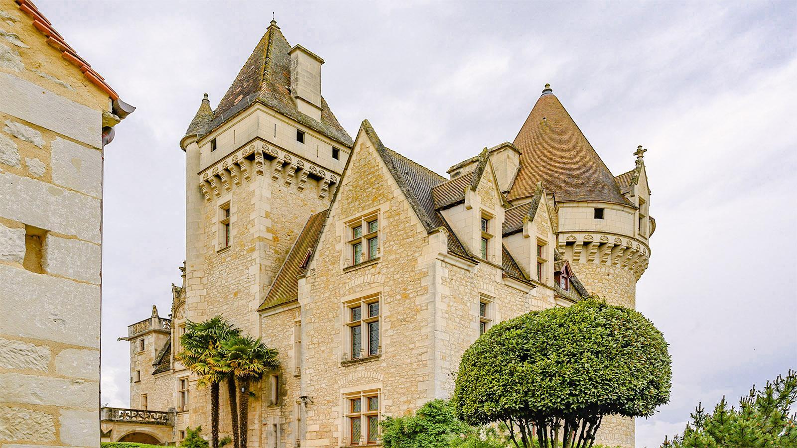 Château des Milandes. Foto: Hilke Maunder
