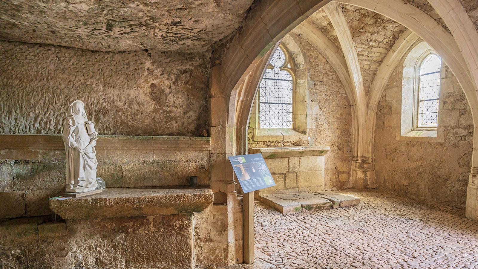 Die Kapelle von Madeleine. Foto: Hilke Maunder