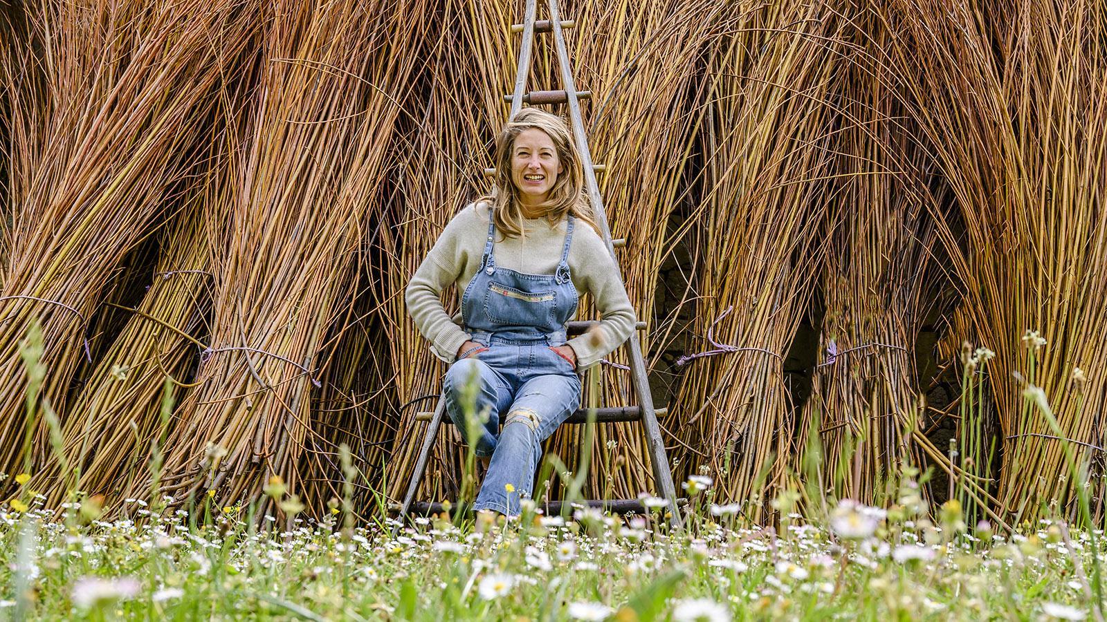 Marie Hamelin. Foto: Hilke Maunder