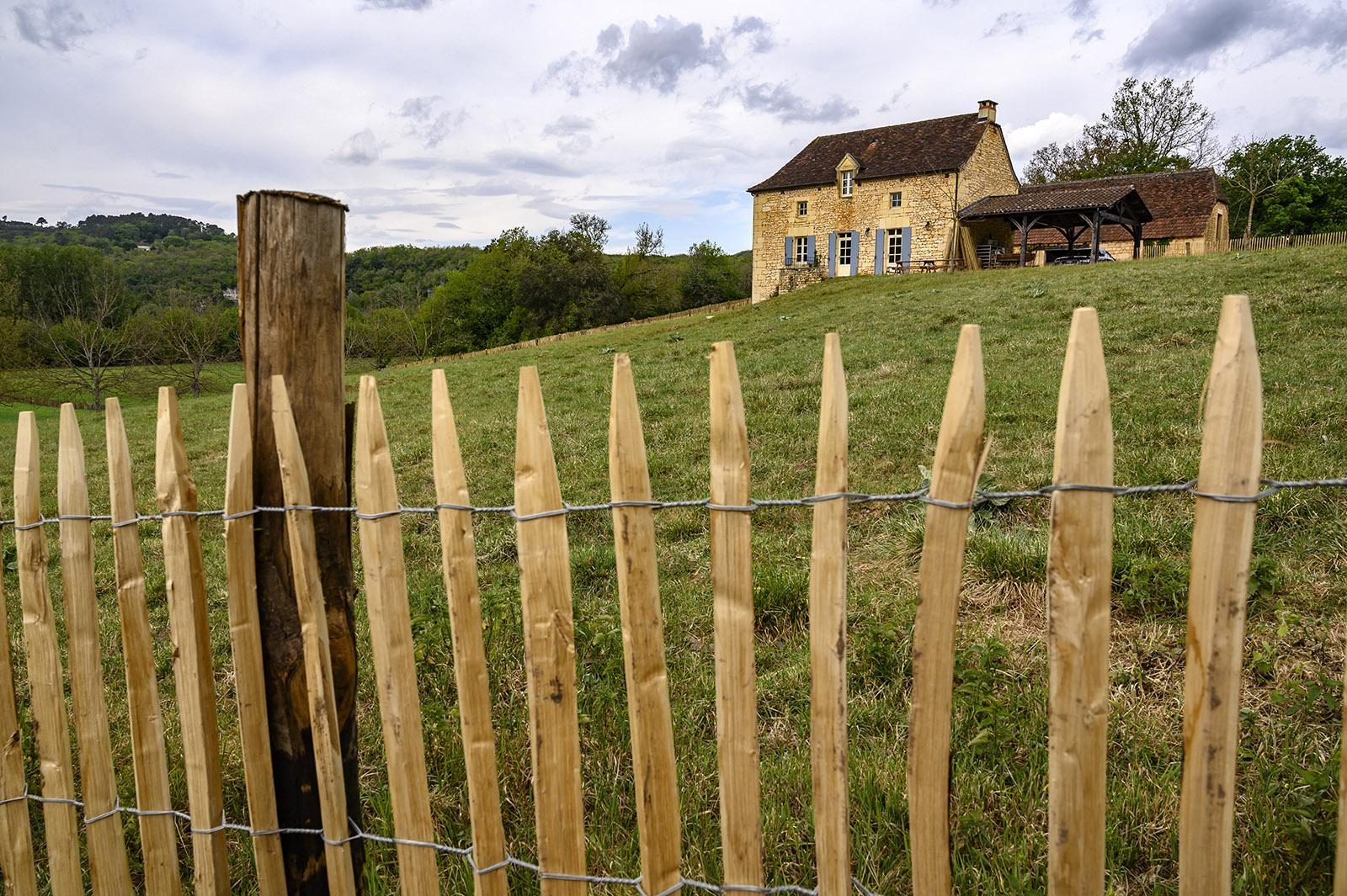 La Madeleine. Der Erlebnisbauernhof. Foto: Hilke Maunder