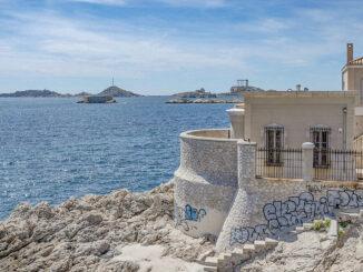 Der Marégraphe von Marseille. Foto: Hilke Maunder