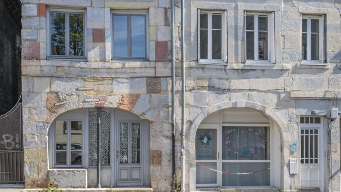 Street Art in Besançon (Battan), Foto: Hilke Maunder