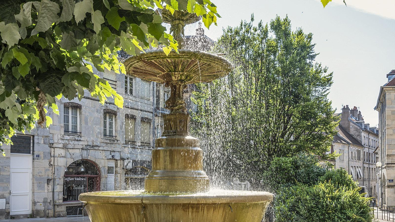 Besançon-Battant. Foto: Hilke Maunder