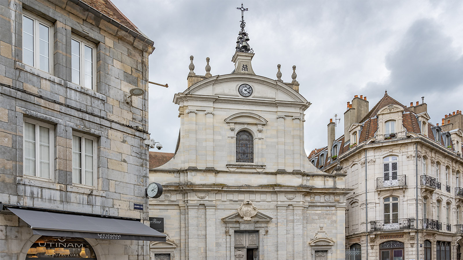 Besançon. Foto: Hilke Maunder