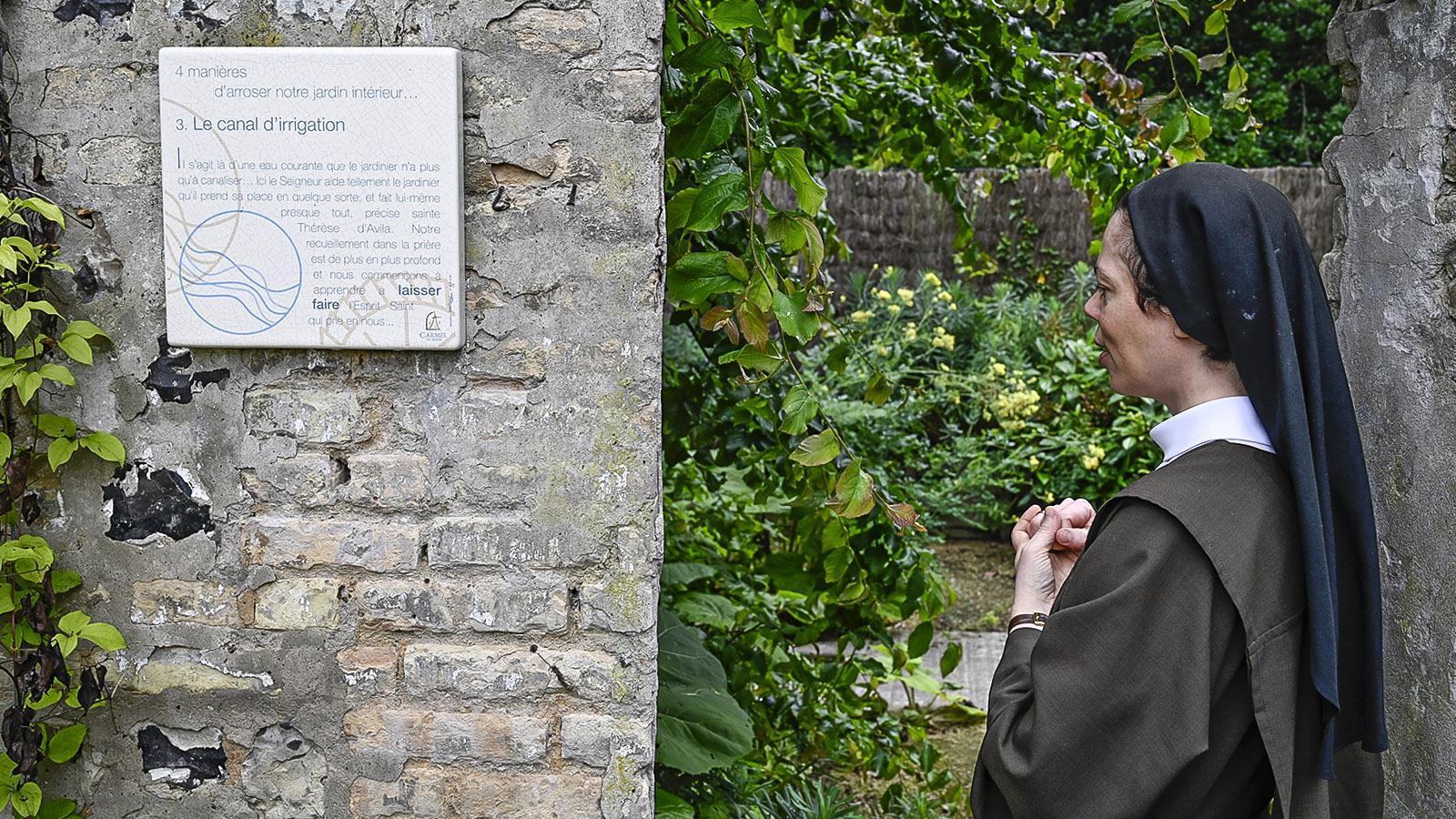 Jardin de Silence, Carmel, Le Havre. Foto: Hilke Maunder