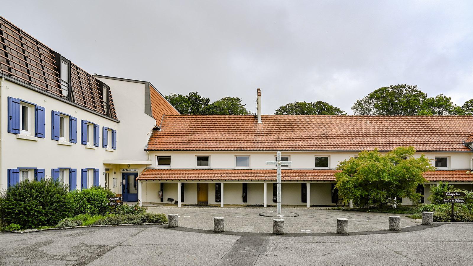 Das Kloster der Karmeliterinnen. Foto: Hilke Maunder