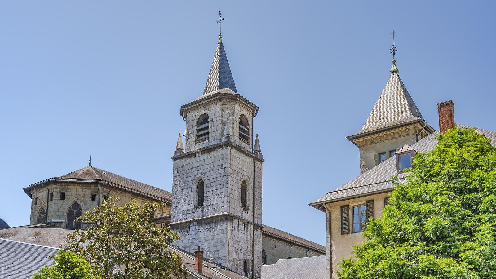 Die Kathedrale von Chambéry. Foto: Hilke Maunder