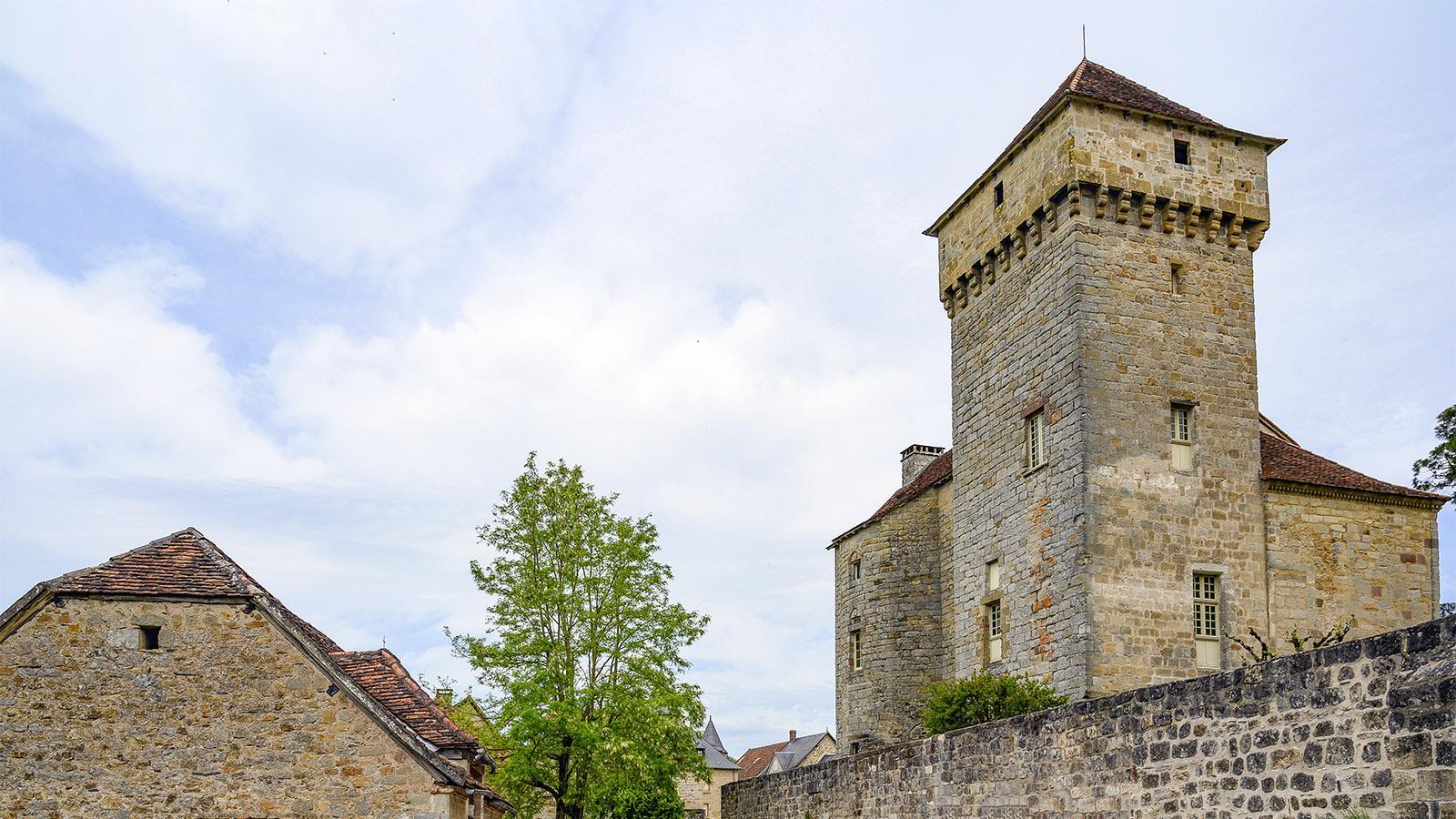 Château Saint-Hilaire. Foto: Hilke Maunder