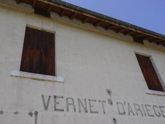Der Bahnhof von Le Vernet war von 1939 bis 1944 ein Ort des Schreckens. Foto: Hilke Maunder