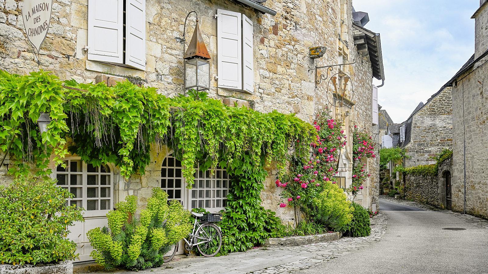 Malerisch: <em>La maison des chanoines </em>. Foto: Hilke Maunder