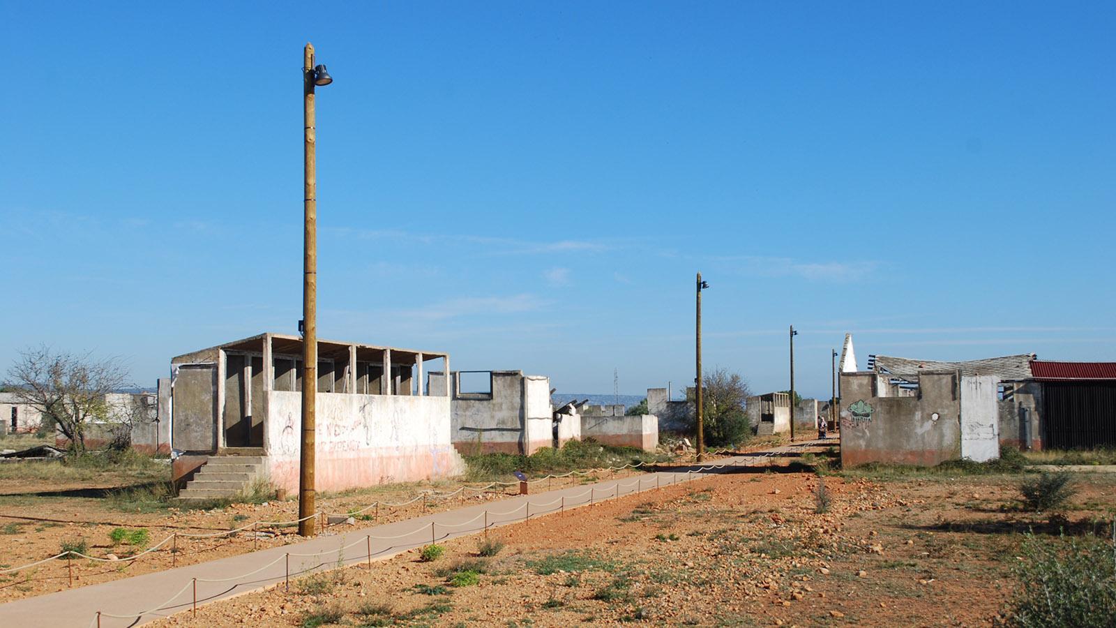 Das Internierungslager Camp Joffr. Foto: Manfred Possiel