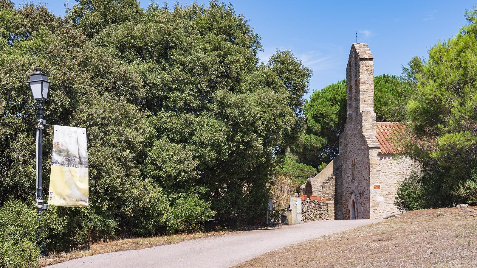 Die Kirche von La Cluse Haute. Foto: Hilke Maunder