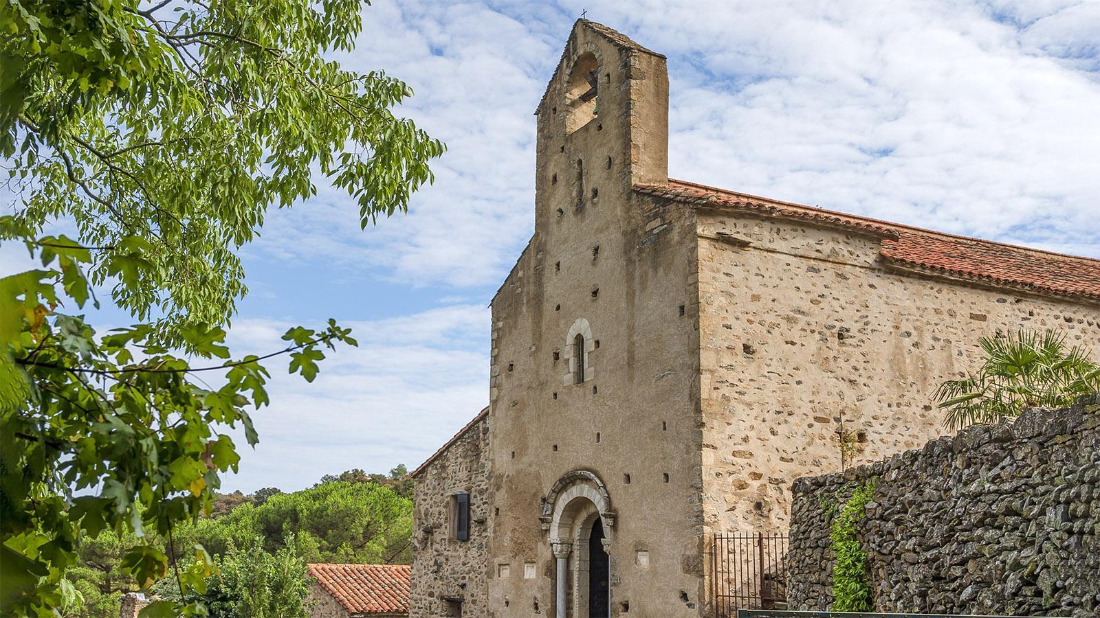 Das Priorat Santa Maria Del Vilar. Foto: HIlke Maunder
