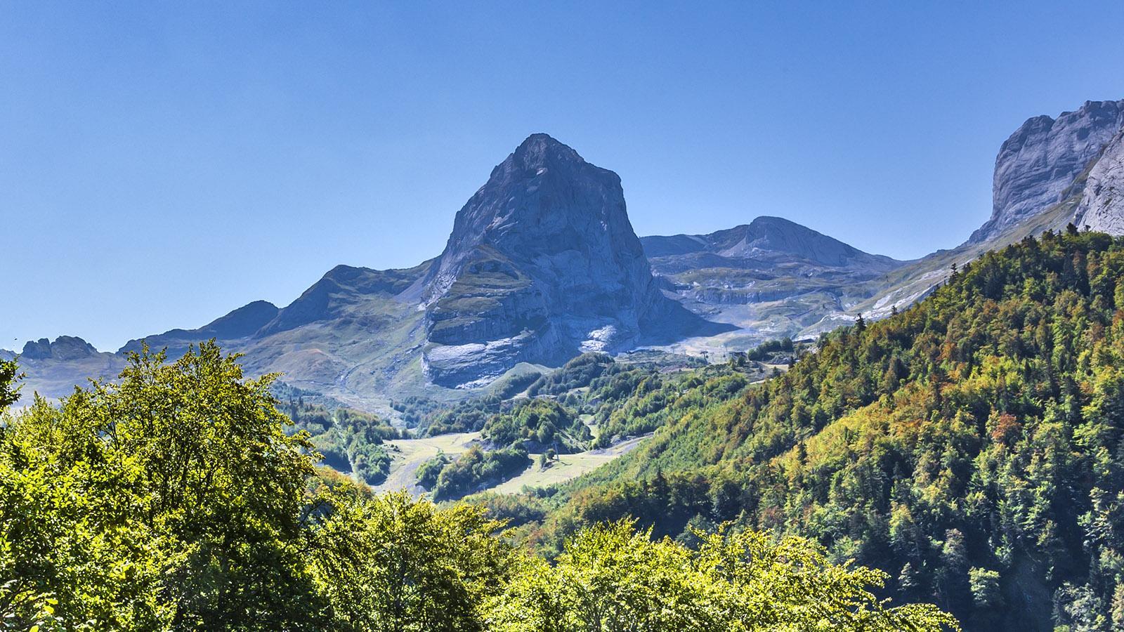 Der Pic du Midi d'Ossau. Foto: Hilke Maunder