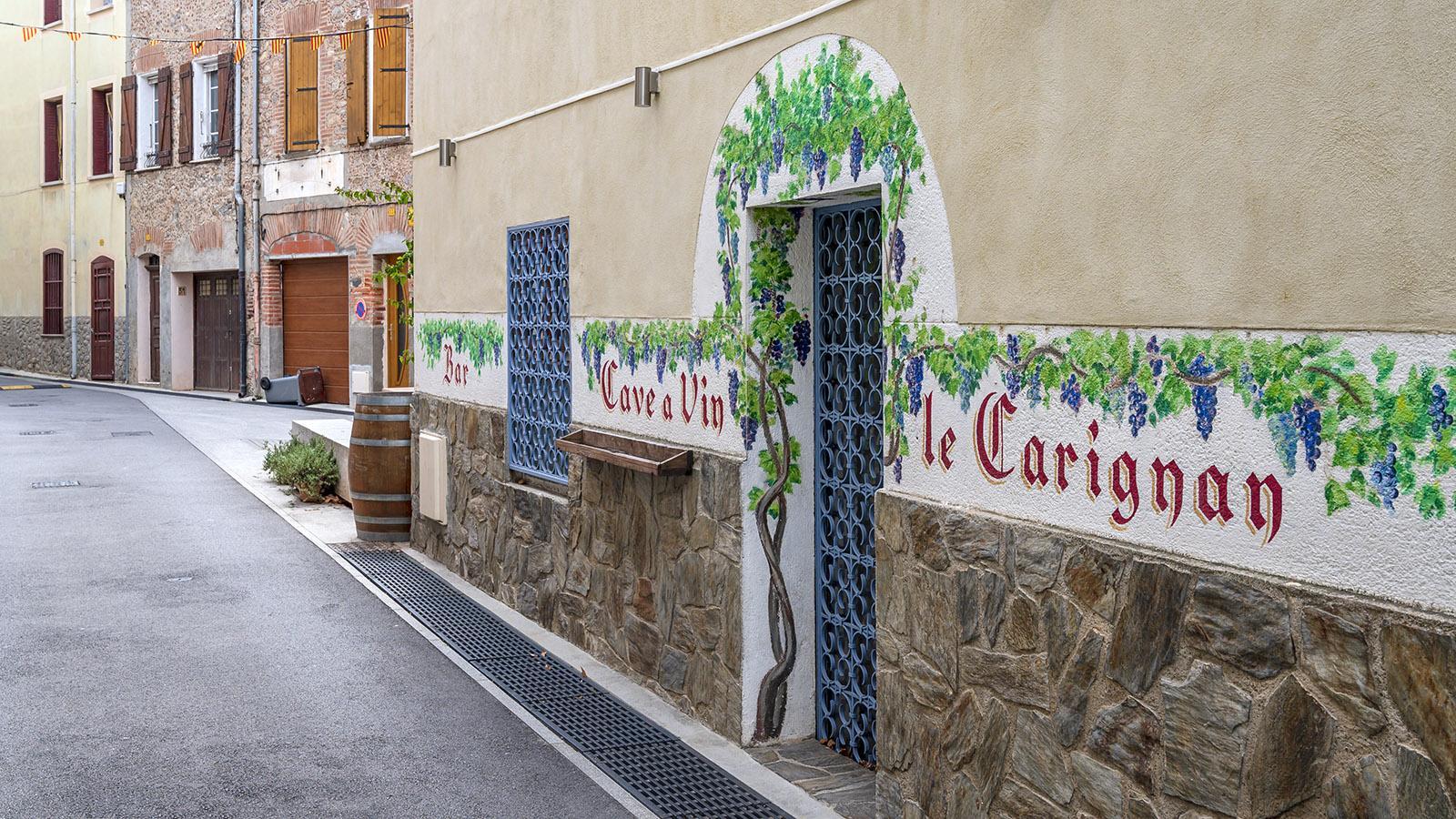 Die Weinbar <em>Le Carignan</em>. Foto: Hilke Maunder
