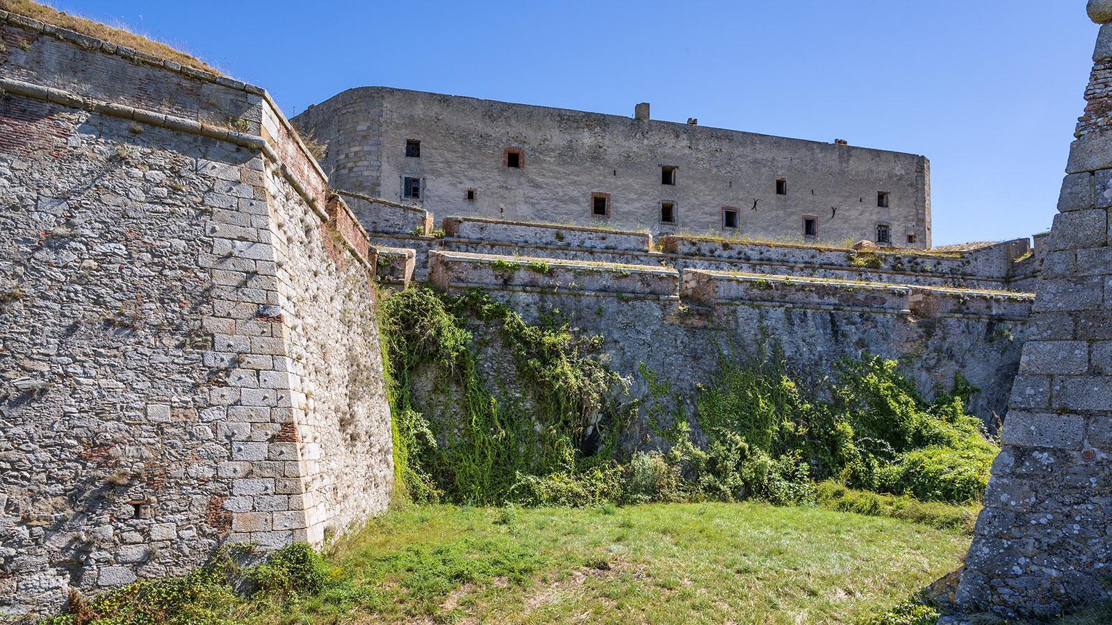 <em>Fort de Bellegarde</em>. Foto: Hilke Maunder
