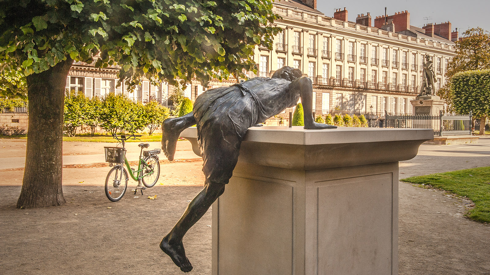 Nantes: Cours Cambronne. Foto: Hilke Maunder