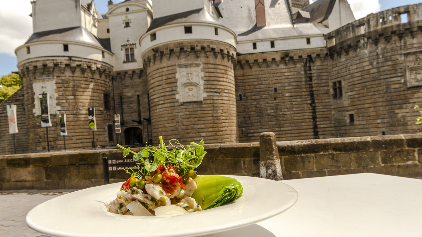 Nantes: Bistronom. Foto: Hilke Maunder