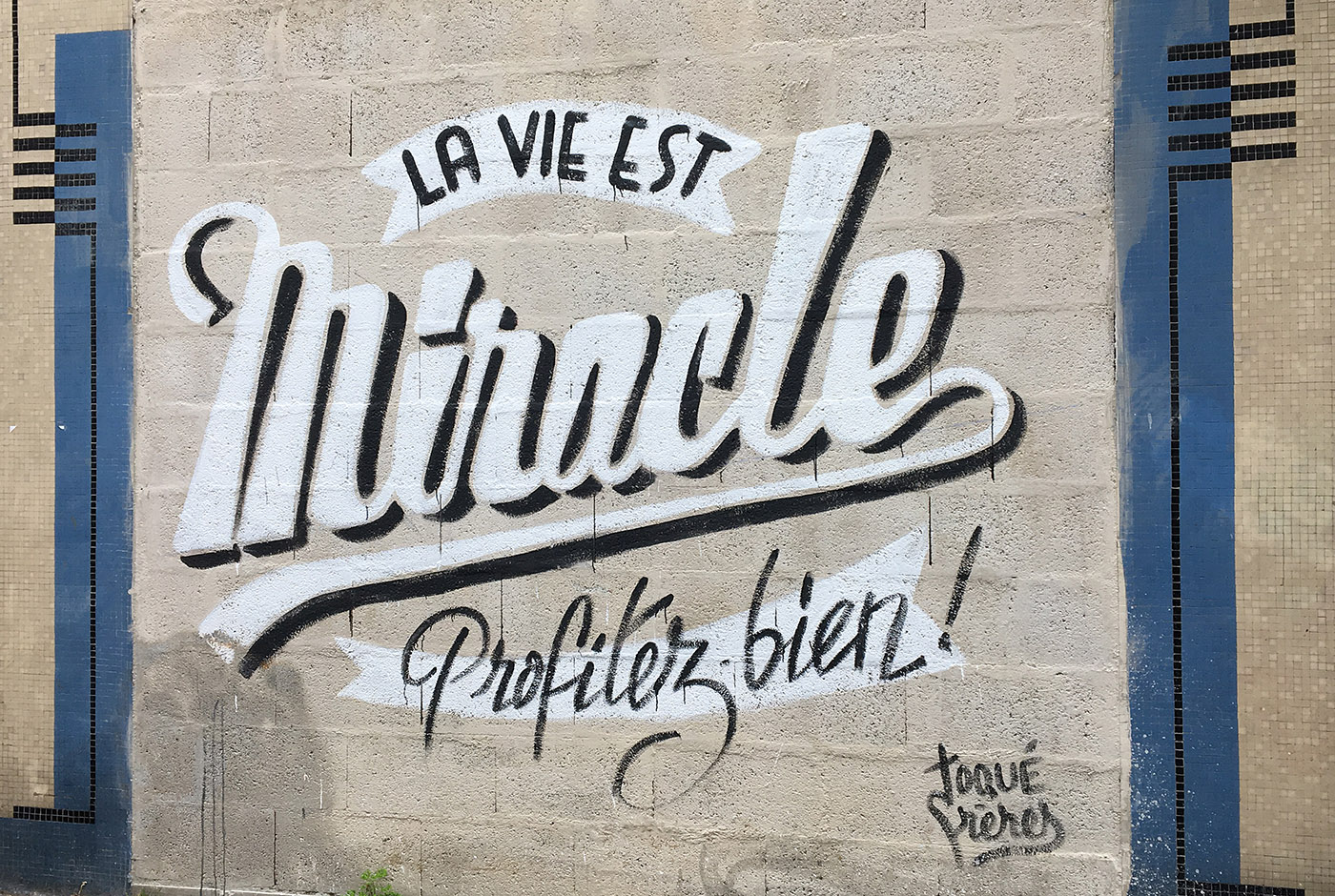 Nantes: Street Art. Foto: Hilke Maunder