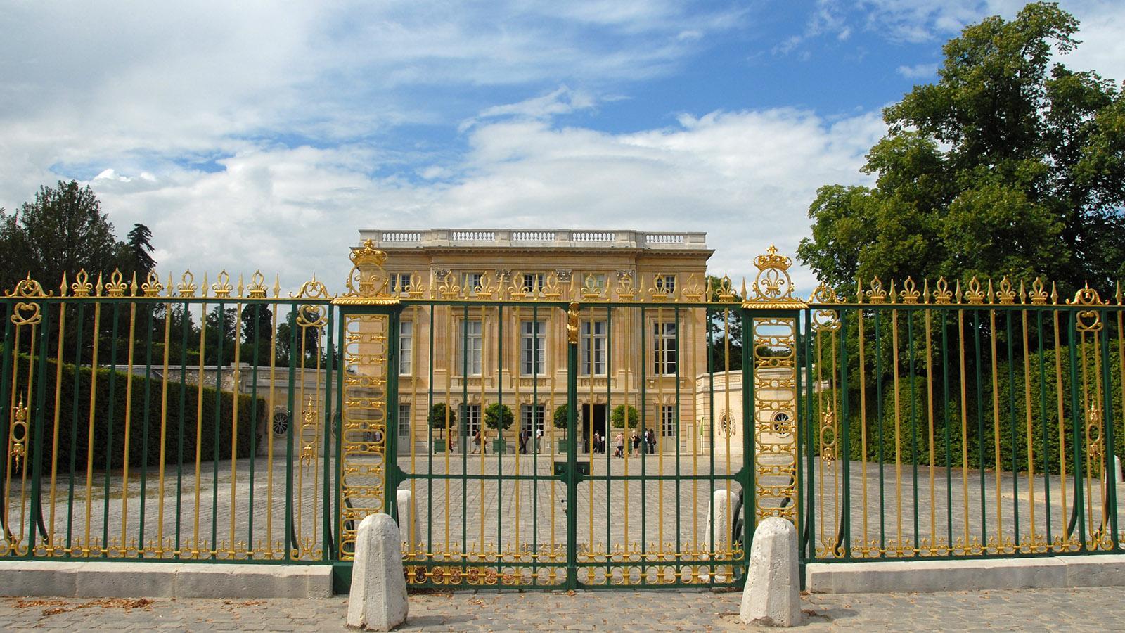 Schloss Versailles, Kleines Trianon. Foto: Hilke Maunder