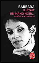 Barbara & Göttingen:Il était un piano noir