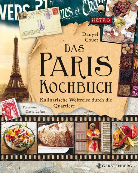 Daniel Couet: Das Paris-Kochbuch