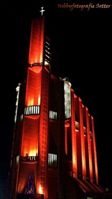 Charentes_Royan_Kirche_Illumination_2_©Nathalie Sotter