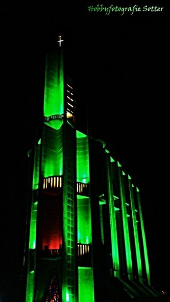 Charentes_Royan_Kirche_Illumination_3_©Nathalie Sotter