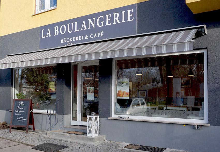 Augsburg: La Boulangerie