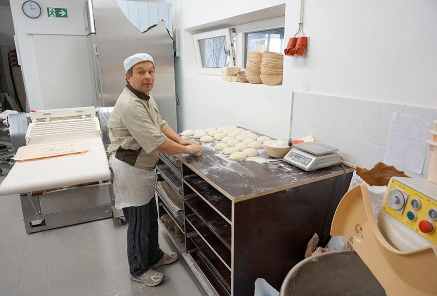 La Boulangerie. Foto: Wirtschaftsförderung Stadt Augsburg
