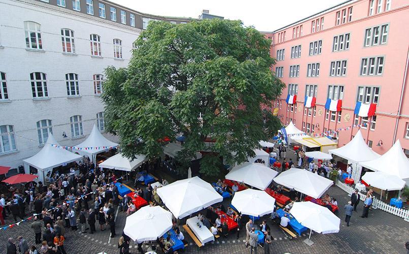 Das Frankreichfest von Düsseldorf