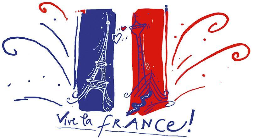 Düsseldort: Frankreichfest