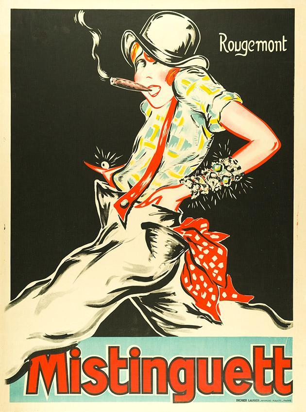 Art Déco - Plakatkunst von Rougemont
