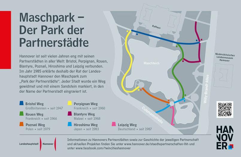 Hannover: Park der Patenschaften