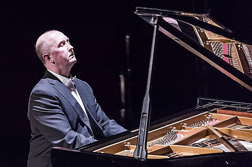 Chopin auf Mallorca mit Augustin Kuzela im Kieler Schloss
