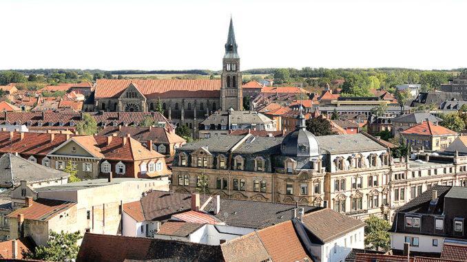 Stadtansicht von Landau in der Pfalz. Foto: Stadtverwaltung Landau